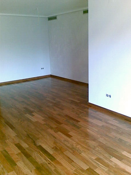 Instalación de suelo laminado en Castellón